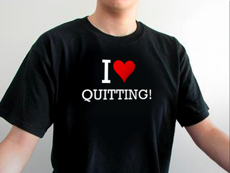 quitting a good thing essay Smoking cessation essay good thing about quit smoking programs is that even after you quit smoking they will help you stay smoke free places you can find these.