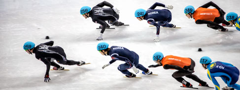 2014 Olympic Games - Short Track Speed Skating 1500m